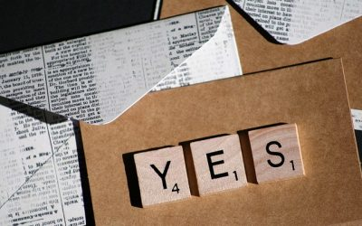 "The Power of a Simple ""Yes"""